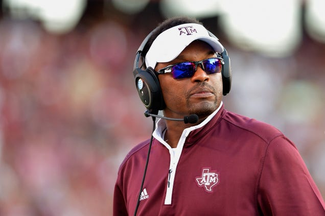 A Kevin Sumlin Offense Is A Thing Of Alarming Beauty