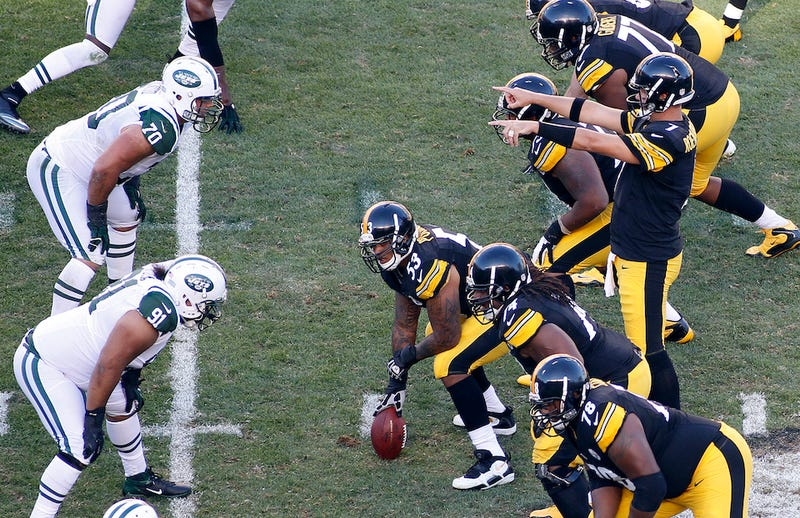 Steelers 27, Jets 10: In Two GIFS