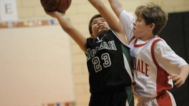 Kid Shoots 20,317 Baskets Over Labor Day Weekend, Is Randomly The Son Of My Eye Doctor