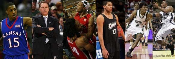 Thursday NCAA Live Blog: 12:25 ET Games