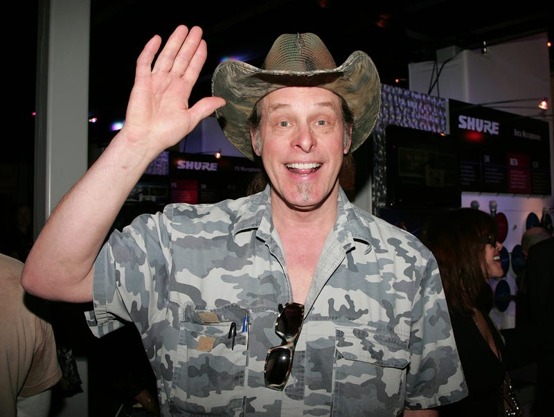 Romney Campaign Calls For Civility After Endorser Ted Nugent Kinda Sorta Threatens To Assassinate Obama, Again