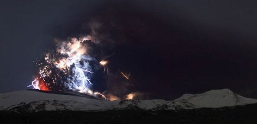 Iceland's Volcano Cannot Destroy Iceland's Video Games!