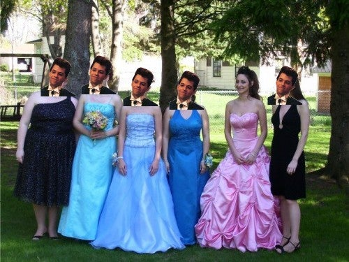 Oh What A Night: The Pastel, Poufy, & Gothic Prom Gowns Of Generations Of Jezebels