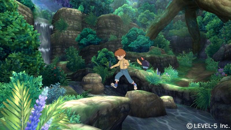 Ni No Kuni PS3 Hands-On Impressions