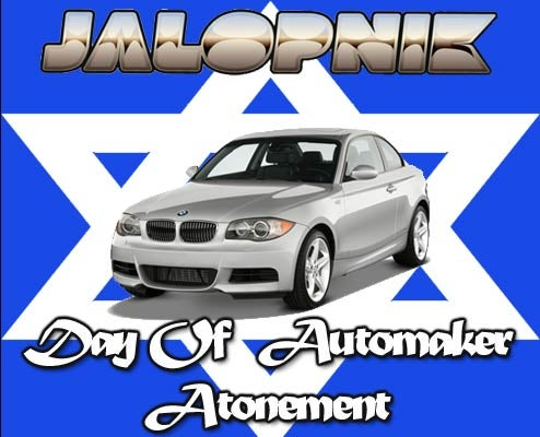 Jalopnik Day Of Automaker Atonement: BMW