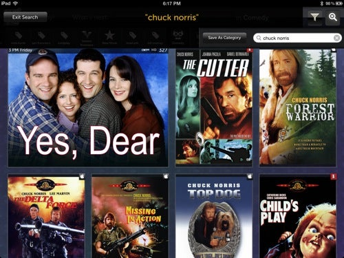 NextGuide for iPad: Because Finding Stuff to Watch Should Be Easier