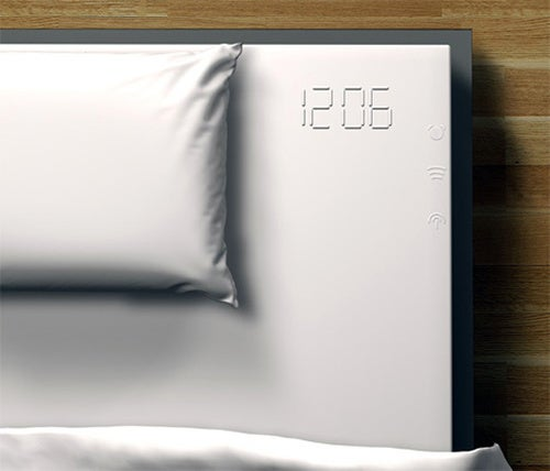 An Alarm Clock the Size of Your Bed