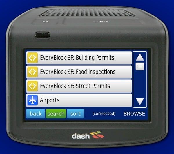 Dash GPS's Major June 2008 Update Lets You Plot Custom Routes