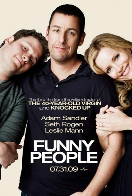 Which Thirty Minutes of Funny People Did Universal Want to Cut?
