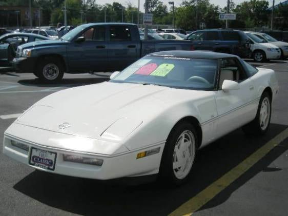 1988 Chevrolet Corvette 35TH Anniversary Edition