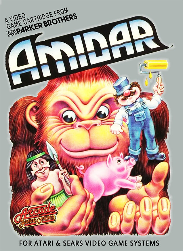 What Today's Biggest Mobile Games Need Is Ugly '80s Box Art