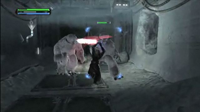 Here's 90 Seconds of the Force, Unleashed on Hoth
