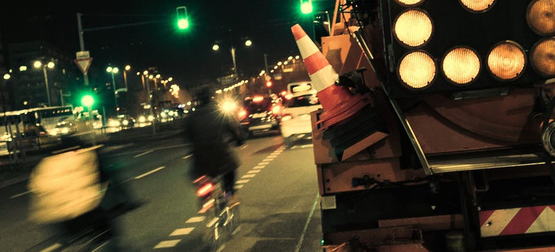 Berlin Is Retiming Some Of Its Street Signals For Cyclists