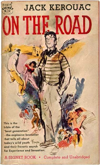 """Fifty Years of Kerouac's """"On The Road"""""""