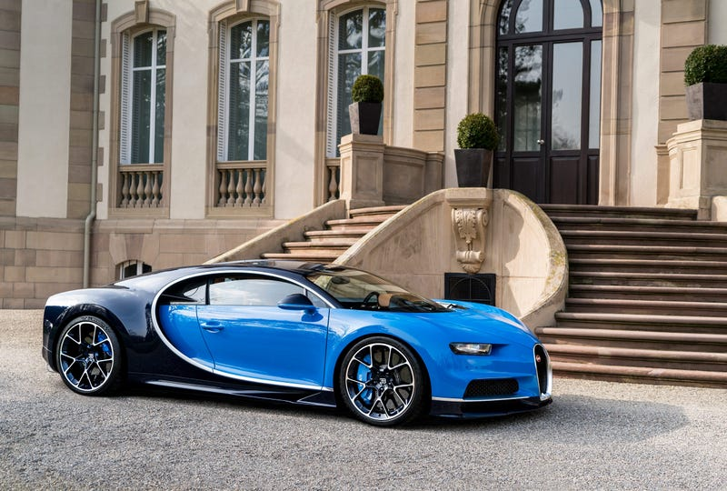 'Bugatti Chiron: This Is A Lot More Of It ' from the web at 'http://i.kinja-img.com/gawker-media/image/upload/s--A3WMn2zK--/c_scale,fl_progressive,q_80,w_800/sucweolc4gci4wwmlyo3.jpg'