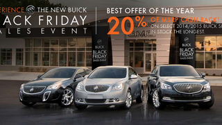 Yes, You Should Buy a Car on Black Friday