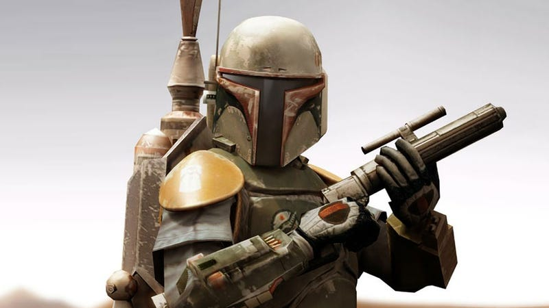 Looks Like the Next Big Star Wars Game Stars Boba Fett