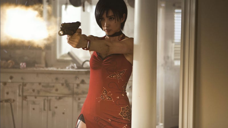 New Resident Evil Movie Is Marred By Japanese-Chinese Political Tensions