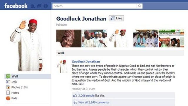 Perhaps African Leaders Should Avoid Facebook