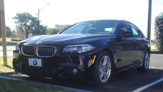 2015 BMW 528: an Oppo quick review