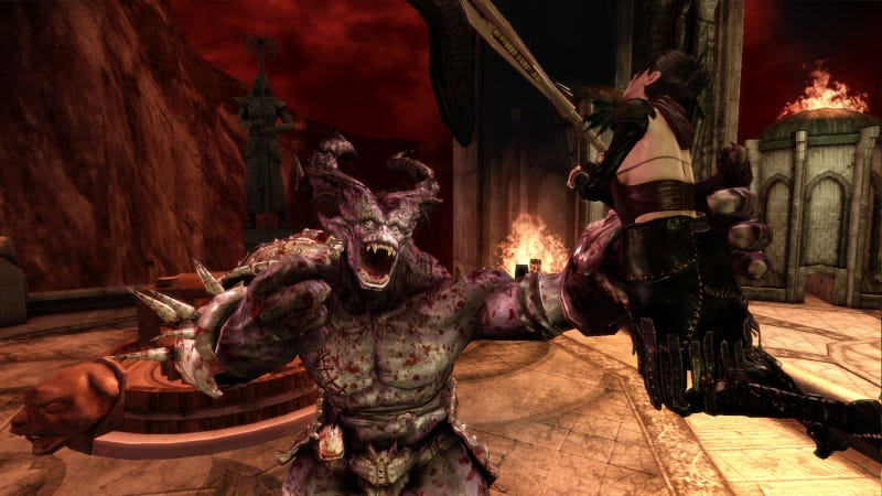 Fight For The Enemy In Dragon Age: Darkspawn Chronicles