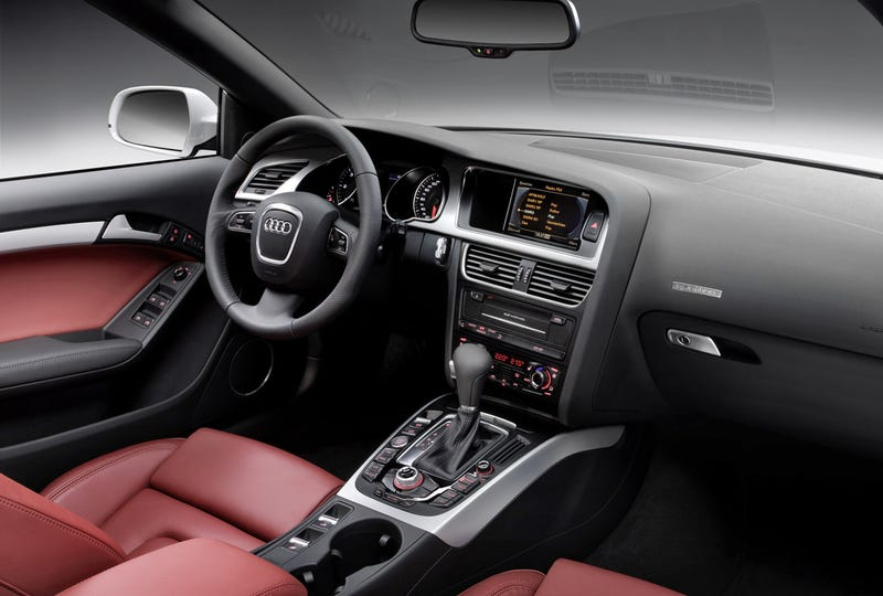 2010 Audi A5 And S5 Convertibles Drop Their Tops