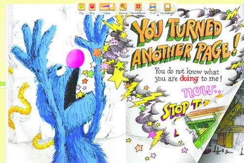 Sesame Street Digital Books Brought to You By the Letter Y