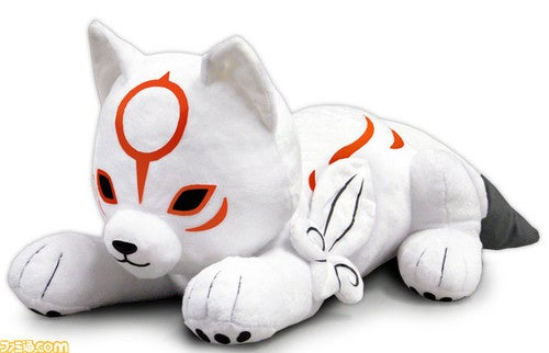 Okami Merchandise Reaches Its Ultimate, Cuddly Conclusion