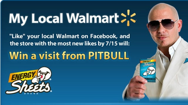 Internet Rallies to Send Pitbull to the Most Remote Walmart in America