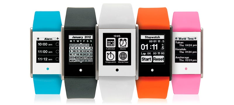 A Touchscreen 'Smart'watch That Doesn't Need a Phone