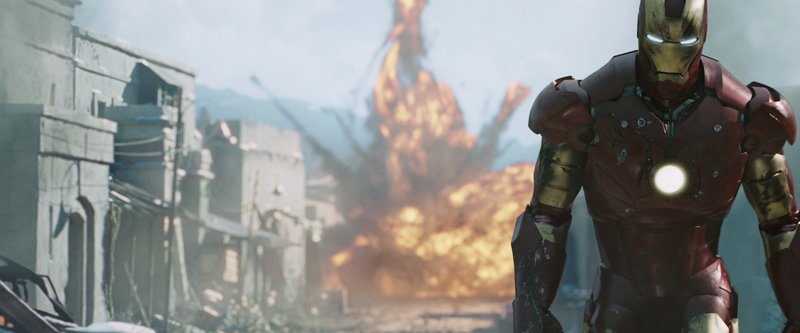 The Military Has Hired Hollywood To Help Build An Actual Iron Man Suit