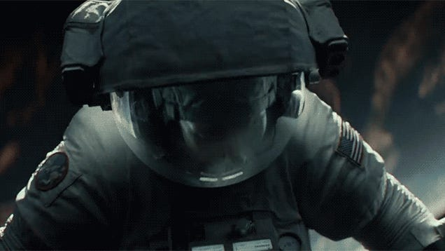 Gravity may be the most complicated and awesome movie ever filmed