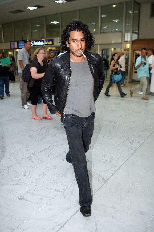 "Naveen Andrews: ""'Am I Lost? Haha, Good One."""