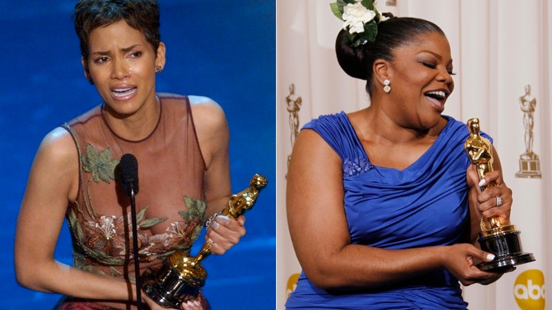 Winning an Oscar Ruins Your Life If You're a Lady (Or Worse, a Black Lady)