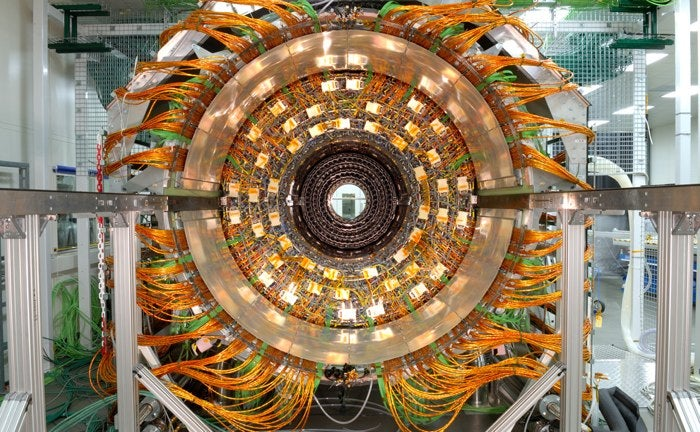What Light Through Yonder Laboratory Breaks? It Is the East, and the Large Hadron Collider Is the Sun