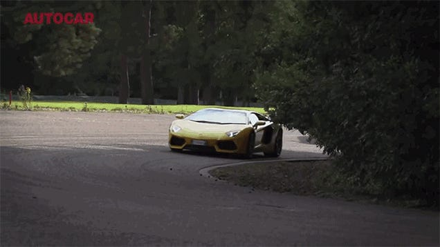 Choosing Between Two Aventadors Is Like Choosing Between Supermodels