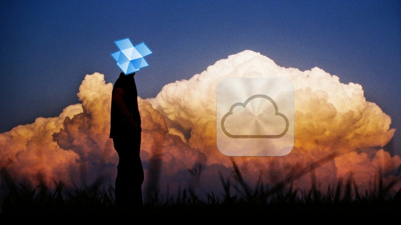 Dropbox Was Almost in iCloud