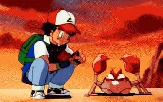 Kooky Krabby! Pokemon One a Day!