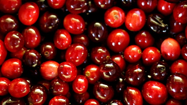 Michelle Obama's War on Cranberries