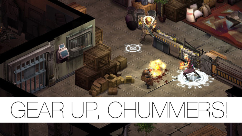 Shadowrun Returns Is The Start Of Endless Amazing Adventures