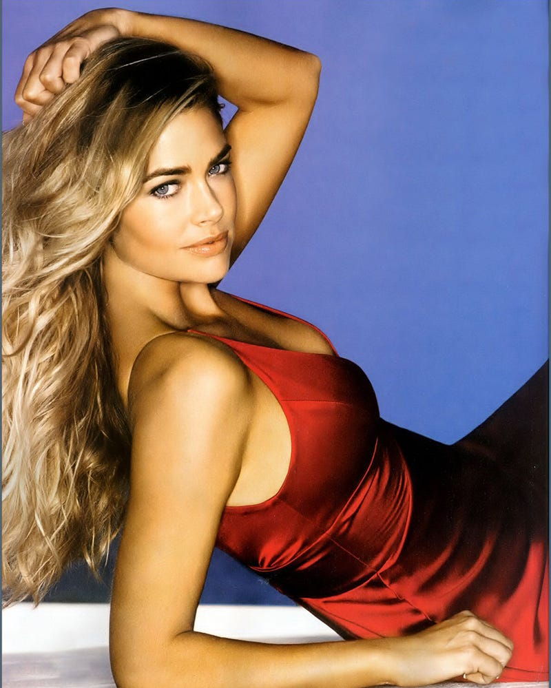 Woz to Dance With The Stars and Denise Richards