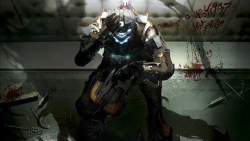 Dead Space 2 Screens (With More Dementia!)