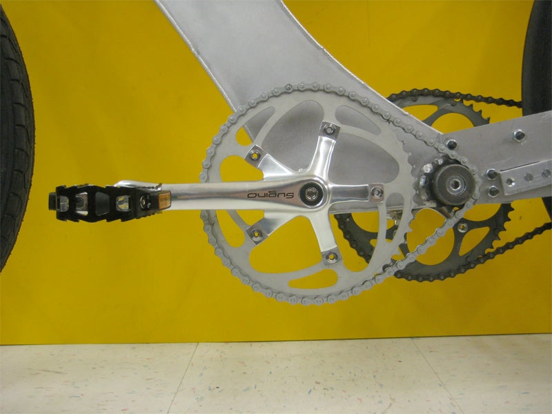 Spokeless Bicycle Gallery