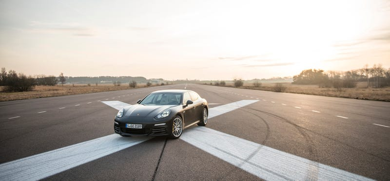 Look At These Photos And Tell Us You Still Hate The Porsche Panamera