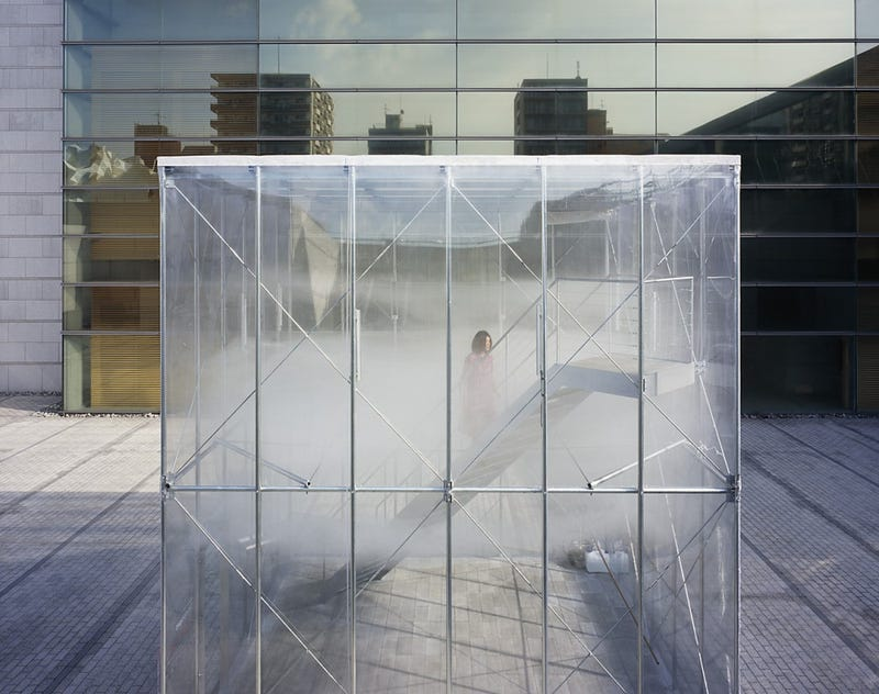 8 Ethereal Weather Installations That Recreate Fog, Snow, and Storms