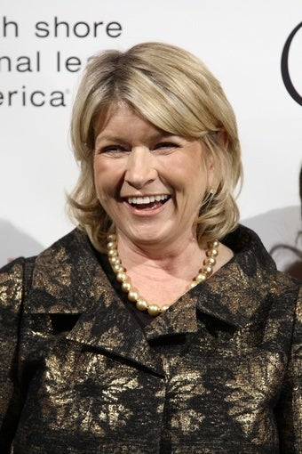Did Martha Stewart Just Make a Dick Joke on Her Facebook Page?
