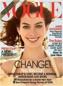 New York Times Bets Against Anna Wintour, American Vogue