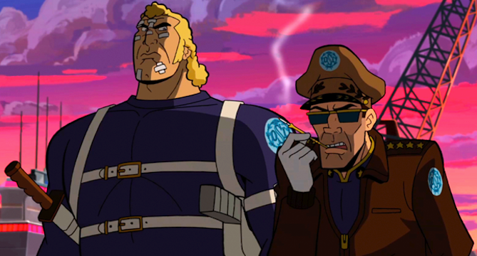 Brock takes charge in a complex, brilliant and hilarious Venture Bros.