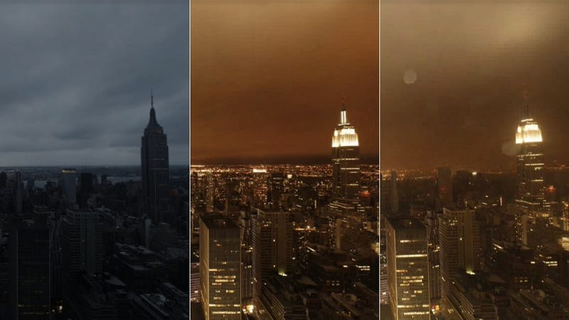 Watch Hurricane Sandy Attack New York City Over Four Days