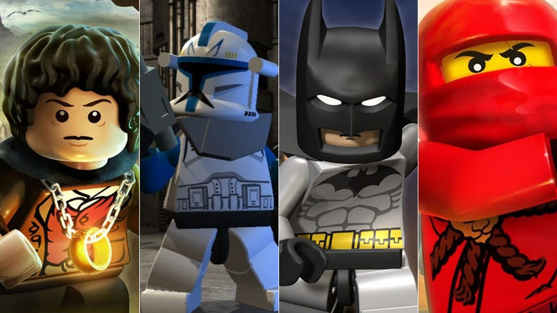 LEGO Brings Fresh Hobbits, Heroes, Jedi and Ninjas to San Diego Comic-Con